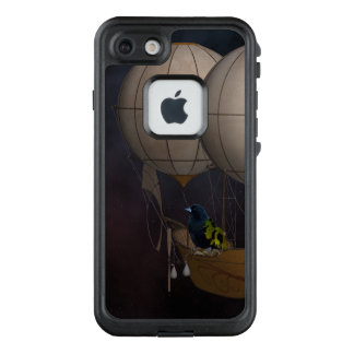 Funda FRÄ' De LifeProof Para iPhone 7 Caja del teléfono celular de Baloon del aire