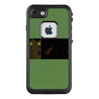 Funda FRÄ' De LifeProof Para iPhone 7 caja del teléfono de la manzana de Halloween