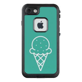 Funda FRÄ' De LifeProof Para iPhone 7 Caja del teléfono del helado - FRE/NUUD