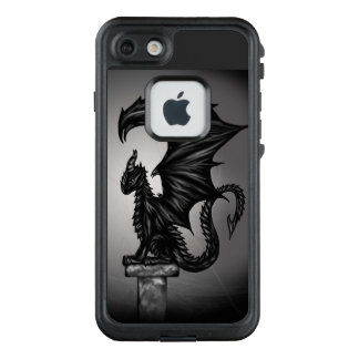 Funda FRÄ' De LifeProof Para iPhone 7 Dragonstatue