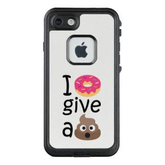 Funda FRÄ' De LifeProof Para iPhone 7 El buñuelo I da un emoji del impulso