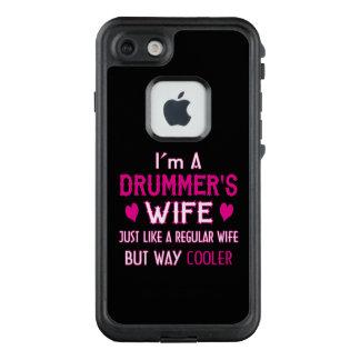 Funda FRÄ' De LifeProof Para iPhone 7 La esposa del batería