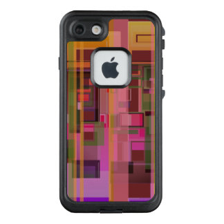 Funda FRÄ' De LifeProof Para iPhone 7 Laberinto del color