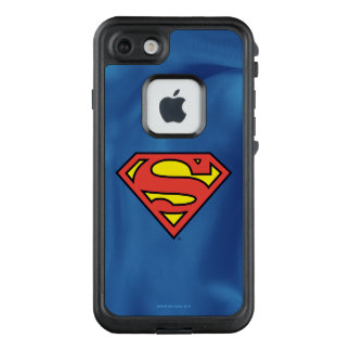 Funda FRÄ' De LifeProof Para iPhone 7 Logotipo del superhombre del S-Escudo el | del