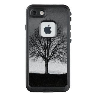 Funda FRÄ' De LifeProof Para iPhone 7 Naturaleza en blanco y negro