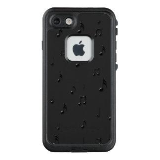 Funda FRÄ' De LifeProof Para iPhone 7 Notas musicales