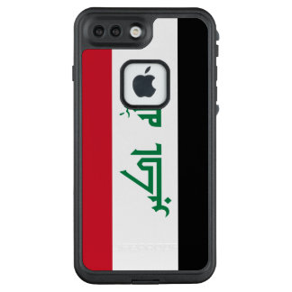 Funda FRÄ' De LifeProof Para iPhone 7 Plus Bandera de Iraq