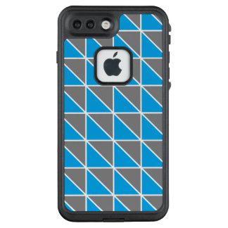 Funda FRÄ' De LifeProof Para iPhone 7 Plus Caja del teléfono del triángulo