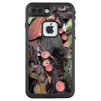 Funda FRÄ' De LifeProof Para iPhone 7 Plus Caja del teléfono móvil del diseño de la seta
