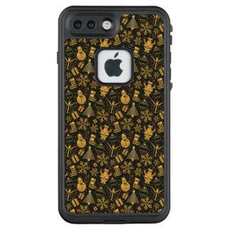Funda FRÄ' De LifeProof Para iPhone 7 Plus Caja Ditzy del teléfono de los caracteres el | del