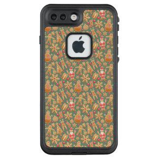 Funda FRÄ' De LifeProof Para iPhone 7 Plus Caja Ditzy única del teléfono de los caracteres el