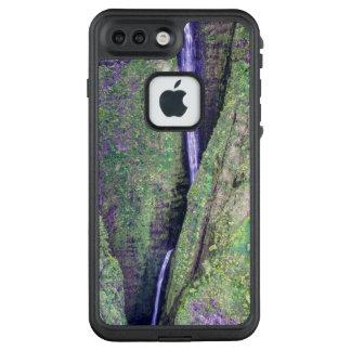 Funda FRÄ' De LifeProof Para iPhone 7 Plus Caja hawaiana del teléfono de la cascada