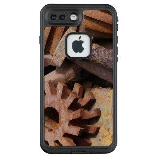 Funda FRÄ' De LifeProof Para iPhone 7 Plus Colores de Rust_115.o, Moho-Arte