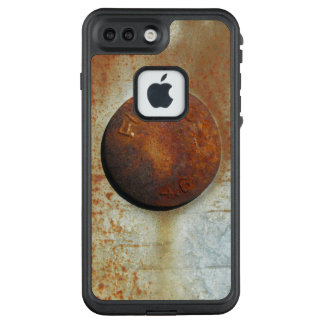 Funda FRÄ' De LifeProof Para iPhone 7 Plus Colores de Rust_217.o, Moho-Arte