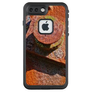 Funda FRÄ' De LifeProof Para iPhone 7 Plus Colores de Rust_312.o, Moho-Arte