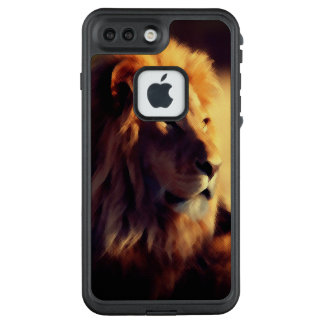 Funda FRÄ' De LifeProof Para iPhone 7 Plus COM de Capa diseña el efeito pintura. de Leão