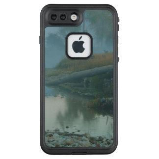 Funda FRÄ' De LifeProof Para iPhone 7 Plus Diseño de niebla de la mañana del río del