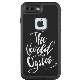Funda FRÄ' De LifeProof Para iPhone 7 Plus El mundo es su ostra