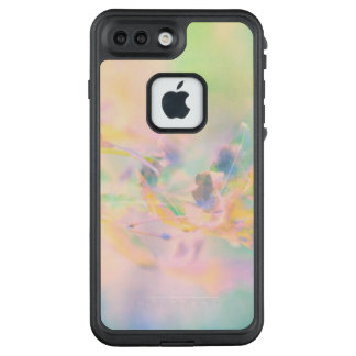 Funda FRÄ' De LifeProof Para iPhone 7 Plus Floral abstracto en colores pastel