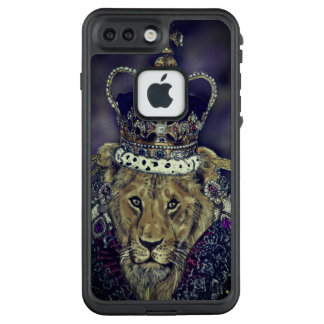 Funda FRÄ' De LifeProof Para iPhone 7 Plus Leona de la reina