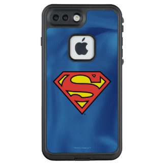 Funda FRÄ' De LifeProof Para iPhone 7 Plus Logotipo del superhombre del S-Escudo el | del