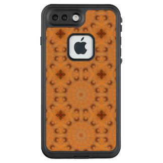 Funda FRÄ' De LifeProof Para iPhone 7 Plus Moho-Mandala, colores de Rust_843_2