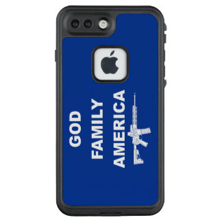 Funda FRÄ' De LifeProof Para iPhone 7 Plus País de la familia de dios