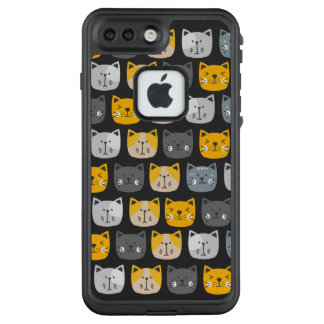 Funda FRÄ' De LifeProof Para iPhone 7 Plus Para el amor de gatos