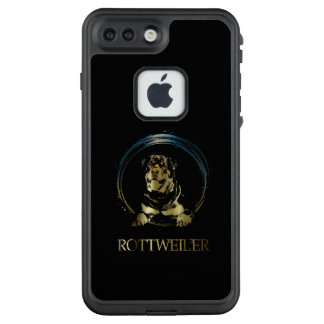 Funda FRÄ' De LifeProof Para iPhone 7 Plus Rottweiler
