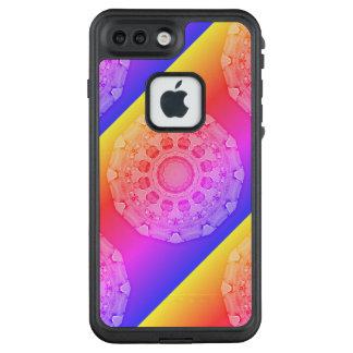 Funda FRÄ' De LifeProof Para iPhone 7 Plus Rust-Mandala_712, ROSTart