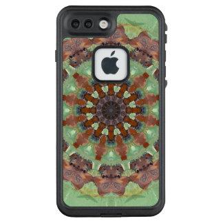 Funda FRÄ' De LifeProof Para iPhone 7 Plus Rust-Mandala_724_2, ROSTart