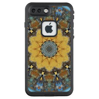 Funda FRÄ' De LifeProof Para iPhone 7 Plus Rust-Mandala_894_9, ROSTart