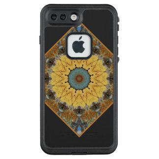 Funda FRÄ' De LifeProof Para iPhone 7 Plus Rust-Mandala_894_R4, ROSTart
