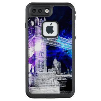 Funda FRÄ' De LifeProof Para iPhone 7 Plus Sueños de Amorem Amisi Londres del anuncio