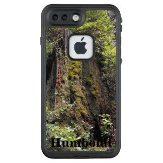 Funda FRÄ' De LifeProof Para iPhone 7 Plus Tocón de la secoya de Humboldt