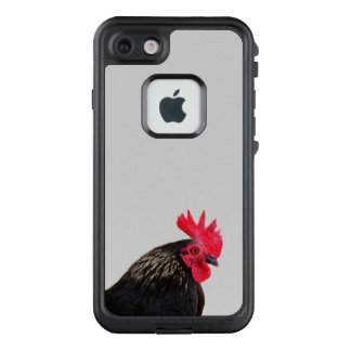 Funda FRÄ' De LifeProof Para iPhone 7 Retrato del gallo