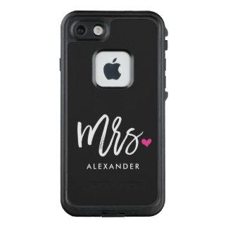 Funda FRÄ' De LifeProof Para iPhone 7 Señora linda (apellido)