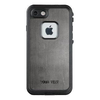 Funda FRÄ' De LifeProof Para iPhone 7 Textura cepillada del metal