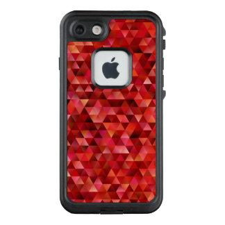 Funda FRÄ' De LifeProof Para iPhone 7 Triángulos sangrientos