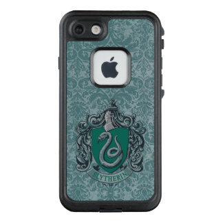 Funda FRÄ' De LifeProof Para iPhone 7 Verde del escudo de Harry Potter el | Slytherin