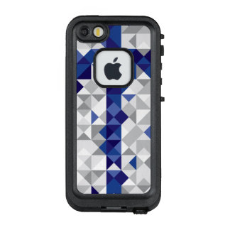 Funda FRÄ' De LifeProof Para iPhone SE/5/5s Bandera abstracta de Finlandia, colores