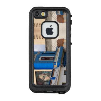 Funda FRÄ' De LifeProof Para iPhone SE/5/5s Caja del teléfono de La Habana