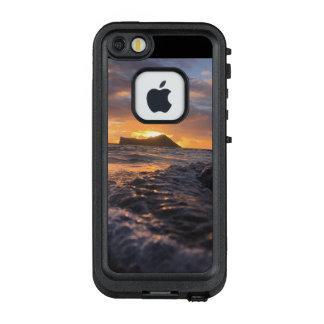 Funda FRÄ' De LifeProof Para iPhone SE/5/5s Caja del teléfono de la puesta del sol