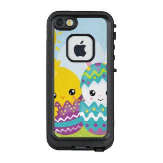 Funda FRÄ' De LifeProof Para iPhone SE/5/5s Dúo lindo de pascua