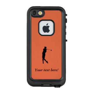 Funda FRÄ' De LifeProof Para iPhone SE/5/5s Golfista