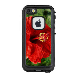 Funda FRÄ' De LifeProof Para iPhone SE/5/5s Hibisco