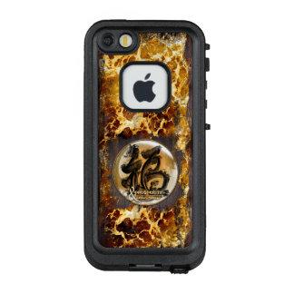 Funda FRÄ' De LifeProof Para iPhone SE/5/5s LA CONEXIÓN DE LA PROSPERIDAD: Arte del Fengshui