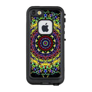 Funda FRÄ' De LifeProof Para iPhone SE/5/5s La rueda táctil del color