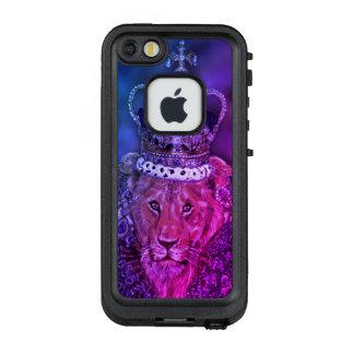 Funda FRÄ' De LifeProof Para iPhone SE/5/5s Leona de la reina