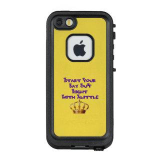 Funda FRÄ' De LifeProof Para iPhone SE/5/5s Licor de la corona